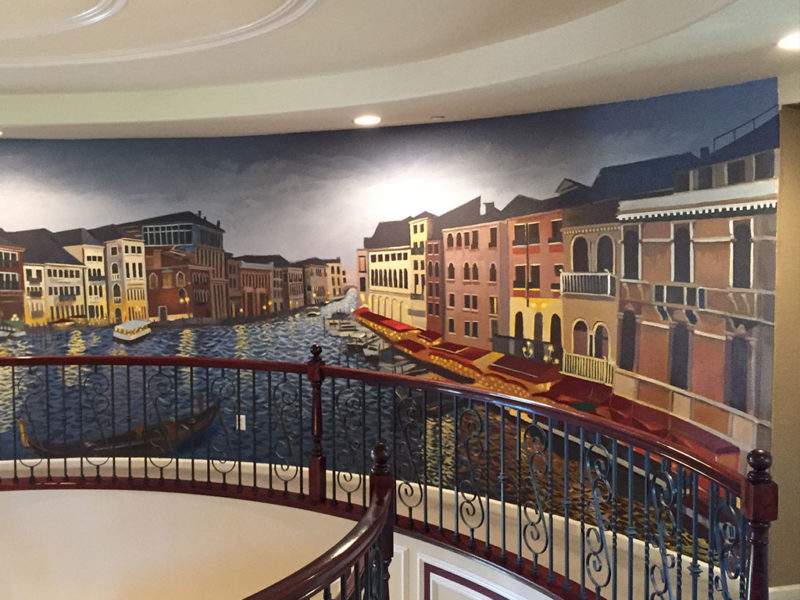 MURALS & COMMISSIONED WORK