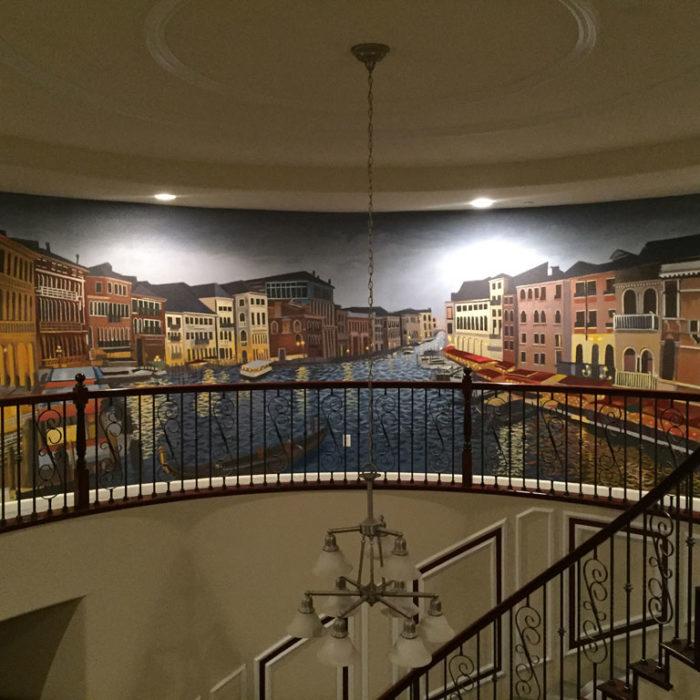 Mural x Venice