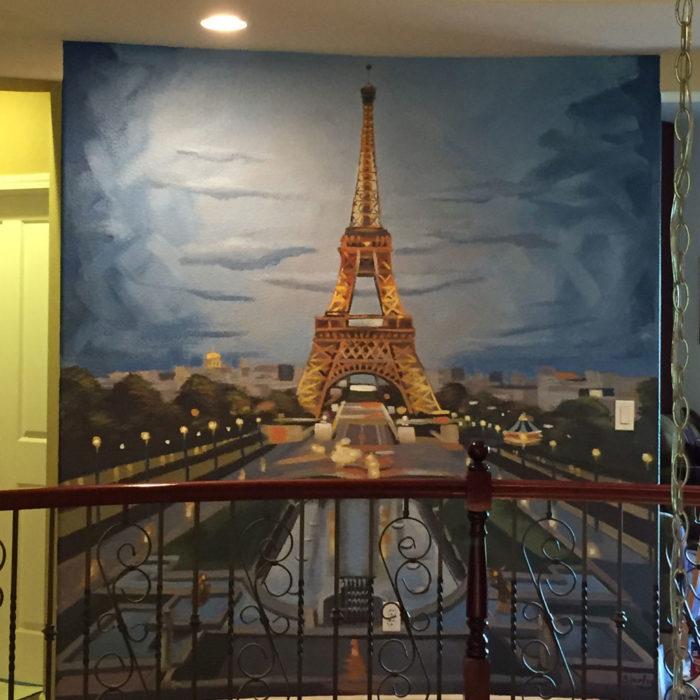 Mural x Paris