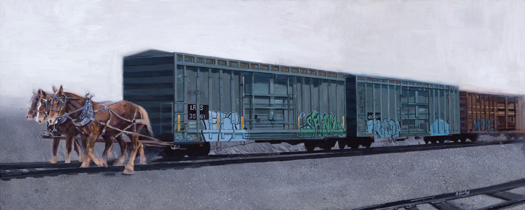 Urban Ecology x Brandon Hurley Arts